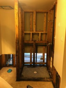 Bathroom Mold Asbestos Removal 4