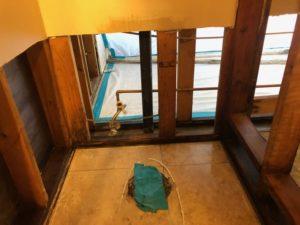 Bathroom Mold Asbestos Removal 5